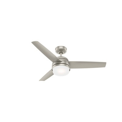 """48"""" Midtown Ceiling Fan with Remote (Includes LED Light Bulb) - Hunter Fan"""