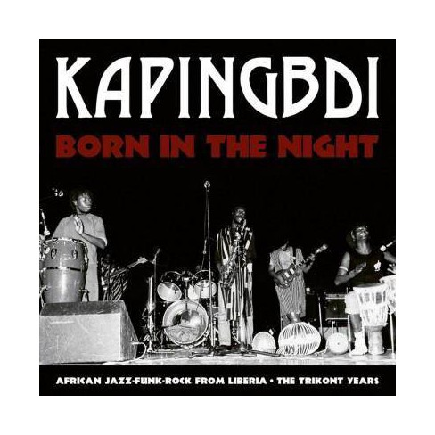 Kapingbdi - Born In The Night (CD) - image 1 of 1