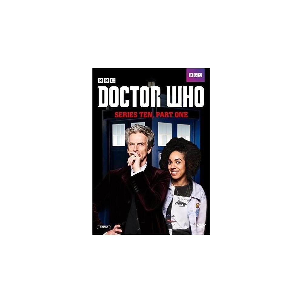 Doctor Who: Season 10, Part 1 (Dvd)