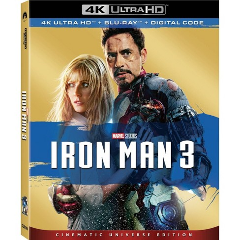 Iron Man 3 (4K/UHD) - image 1 of 2