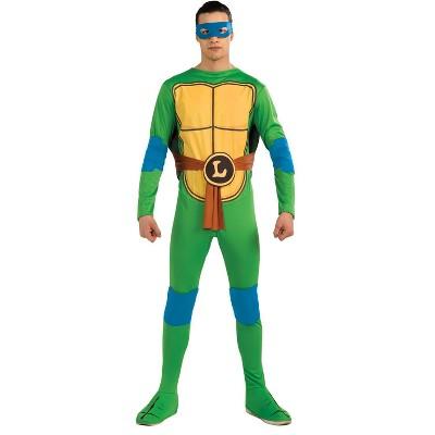 Adult Teenage Mutant Ninja Turtles Leonardo Standard Halloween Costume One Size