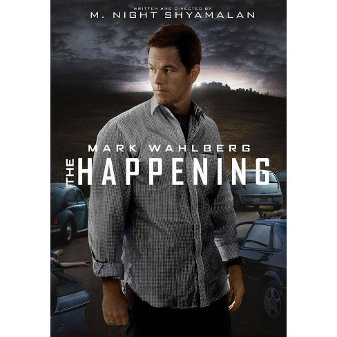 The Happening (DVD)(2015) - image 1 of 1