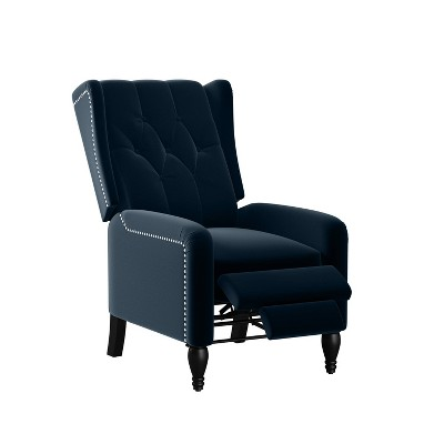 Drea Wingback Pushback Recliner Chair - ProLounger