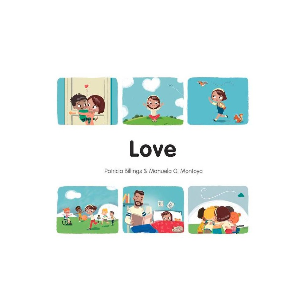 Love My First Book By Patricia Billings Board Book
