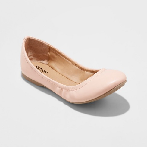Women's Ona Round Toe Ballet Flats - Mossimo Supply Co.™ - image 1 of 3