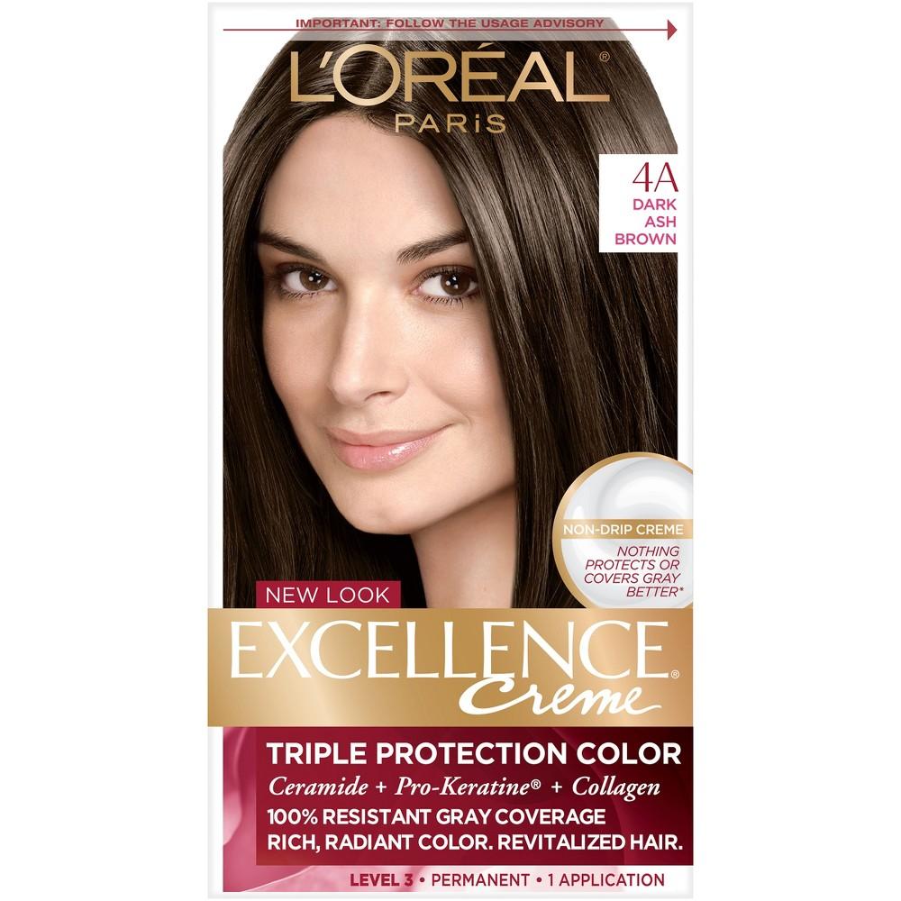 Loreal Hair Color Dark Ash Brown Hair Color Compare Prices At Nextag