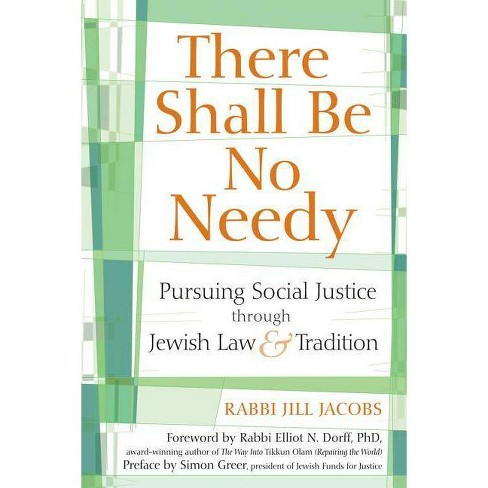 There Shall Be No Needy - by  Jill Jacobs (Paperback) - image 1 of 1