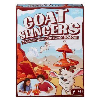 Goat Slinger Game