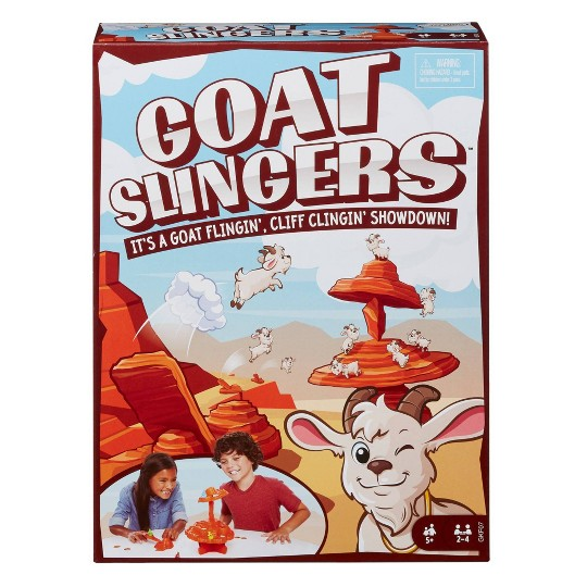Goat Slinger Game, board games image number null