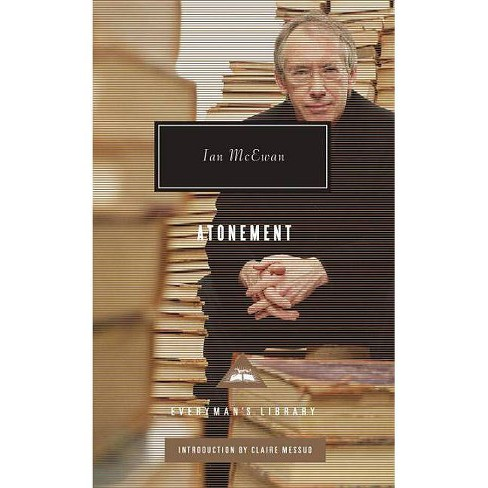 Atonement - (Everyman's Library) by  Ian McEwan (Hardcover) - image 1 of 1