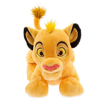 Disney The Lion King Simba Medium Plush - Disney store