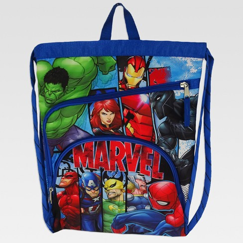 Boys' Marvel Drawstring Bag - image 1 of 2