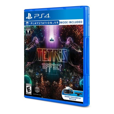 Tetris Effect - VR Mode included - PlayStation 4