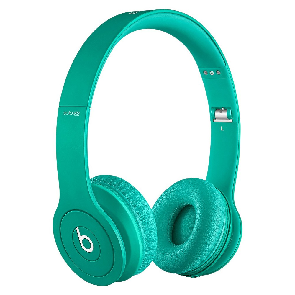 Beats Solo HD Drenched On-Ear Headphone - Teal, Matte Teal