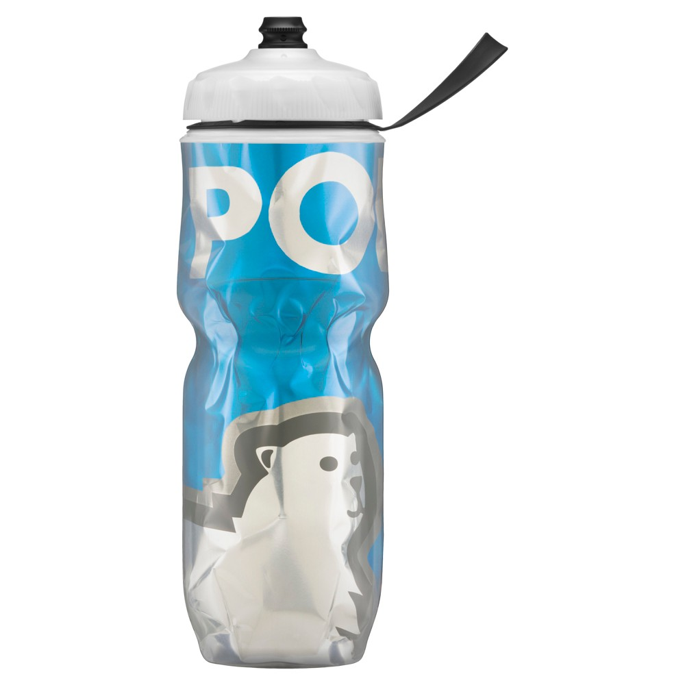 Polar Bottle 42oz Big Bear - Blue, Multi-Colored