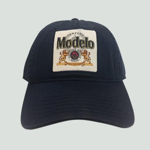 Men s Modelo Especial Twill Patch Baseball Hat - Navy One Size   Target 13b863c7cc2b