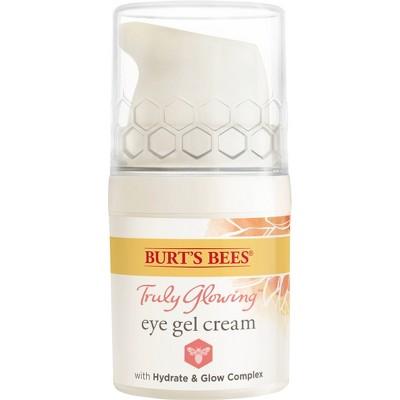 Burt's Bees Truly Glowing Gel Eye Cream - 0.5oz