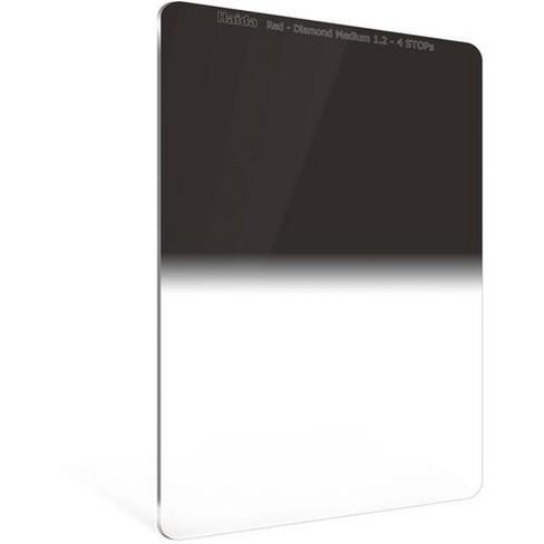 Haida Red-Diamond Medium-Edge Graduated ND 100x150mm Filter, 1.2/16 Density (4-Stops) - image 1 of 1