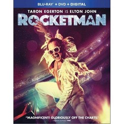 Rocketman (Blu-Ray + DVD + Digital)