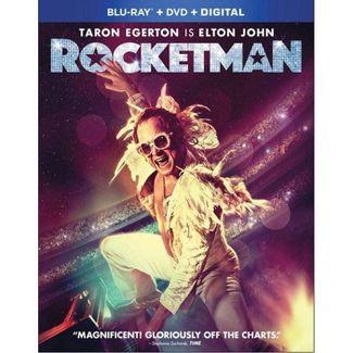 Rocketman (Blu-Ray + DVD + Digital)