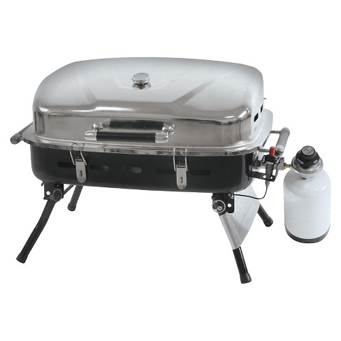 UniFlame Gas Grill - Black - image 1 of 2