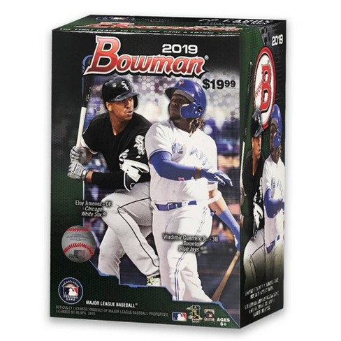 2019 Topps MLB Bowman Baseball Trading Card Blaster Box - image 1 of 4