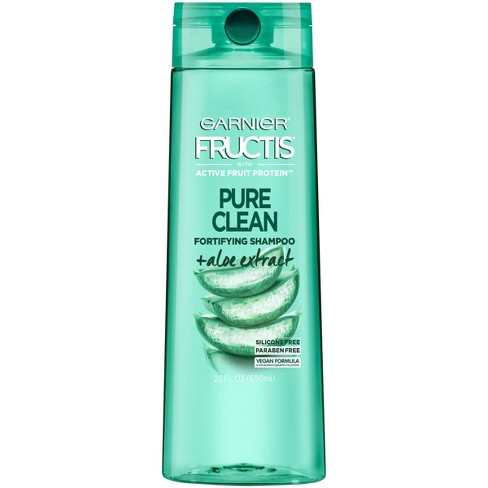 Garnier Fructis Pure Clean Aloe Extract Fortifying Shampoo - 22 fl oz - image 1 of 3
