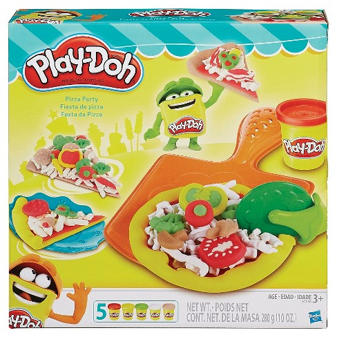 Play Doh Pizza Party Set Target