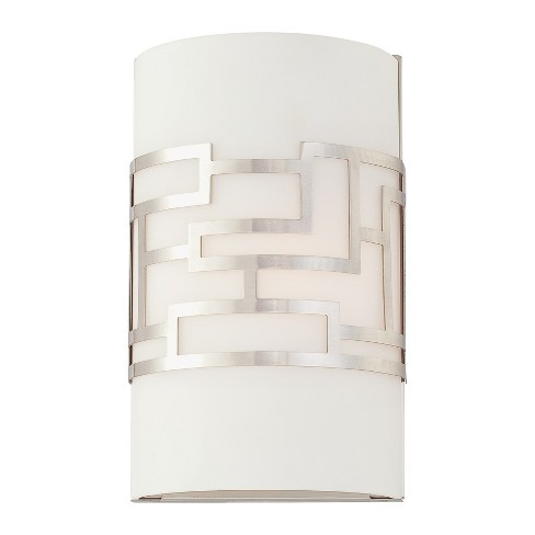 Kovacs P195 1 Light ADA Compliant Flush Mount Wall Sconce from the Alecia's Necklace Collection - image 1 of 1