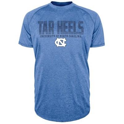 NCAA North Carolina Tar Heels Men's Short Sleeve Raglan T-Shirt