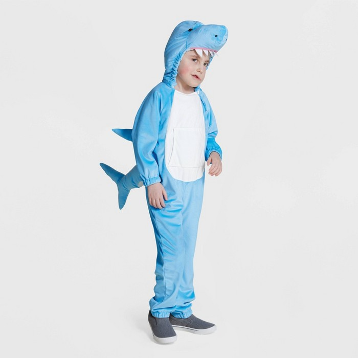 Kids' Plush Adaptive Shark Halloween Costume - Hyde & EEK! Boutique™ - image 1 of 1