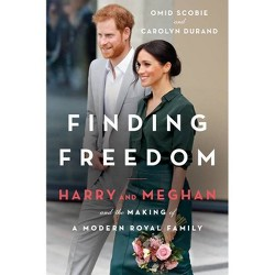 Finding Freedom - by Omid Scobie & Carolyn Durand (Hardcover)