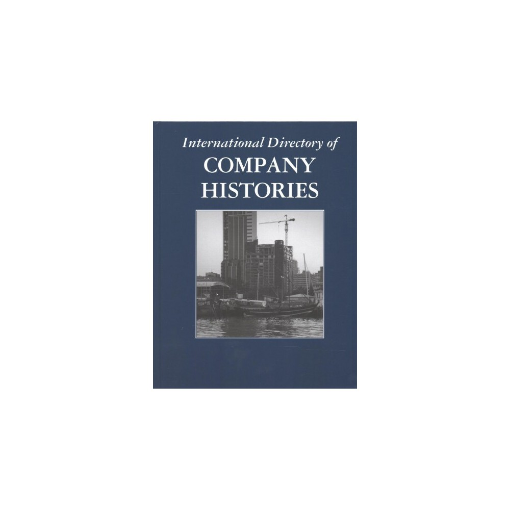 International Directory of Company Histories - Book 195 (Hardcover)