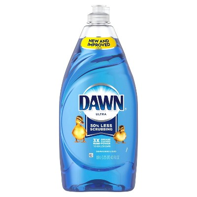 Dawn Ultra Dishwashing Liquid Dish Soap - Original Scent - 40 fl oz