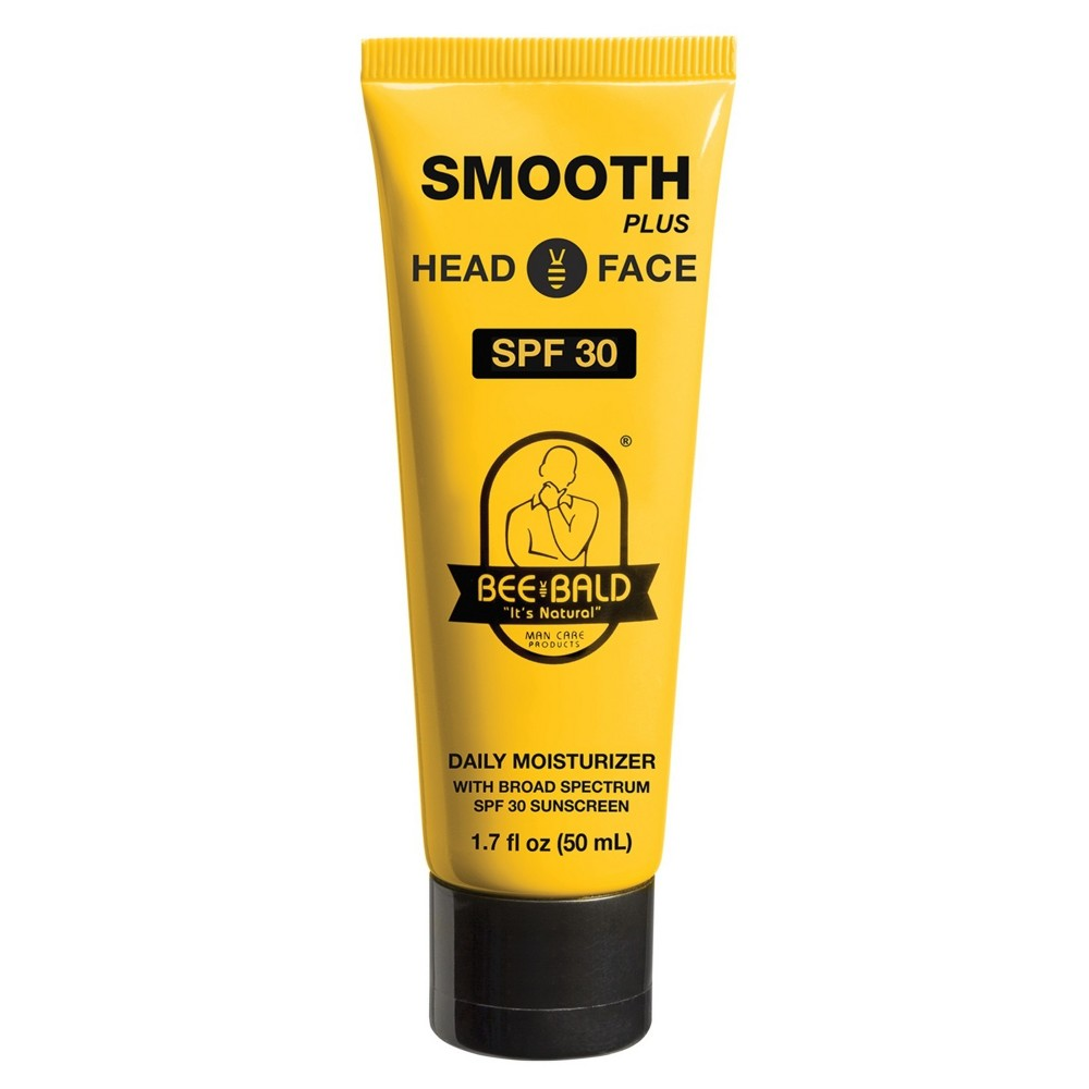 Image of Bee Bald Head And Face Daily Moisturizing Sunscreen With SPF 30 - 1.7 fl oz
