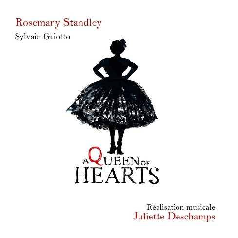 Rosemary standley - Queen of hearts (CD) - image 1 of 1