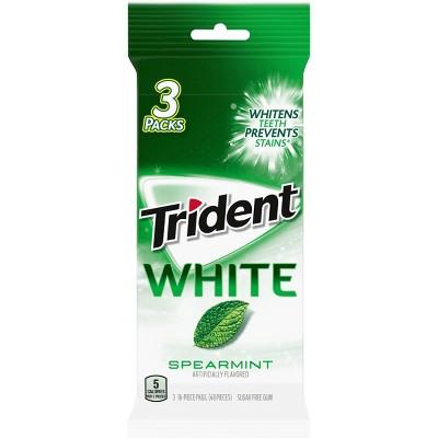 Gum: Trident White