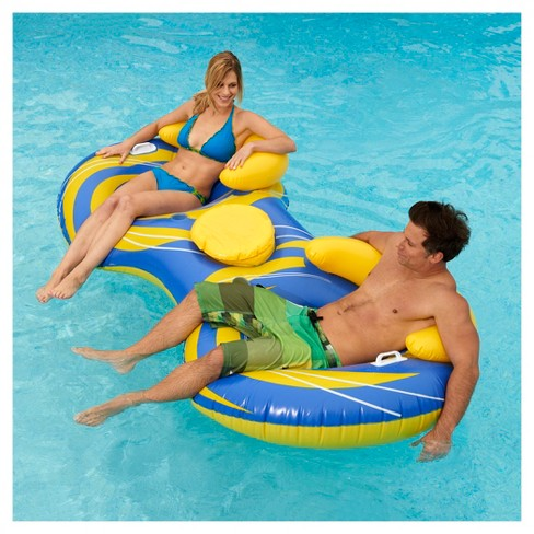 2-Person Inflatable Cooler Tube - image 1 of 4