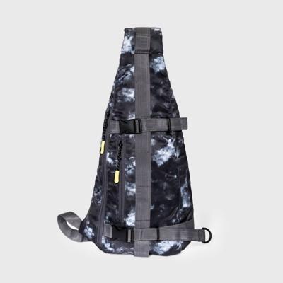 Men's Black Cloud Wash Utility Sling Backpack - Original Use™ Black