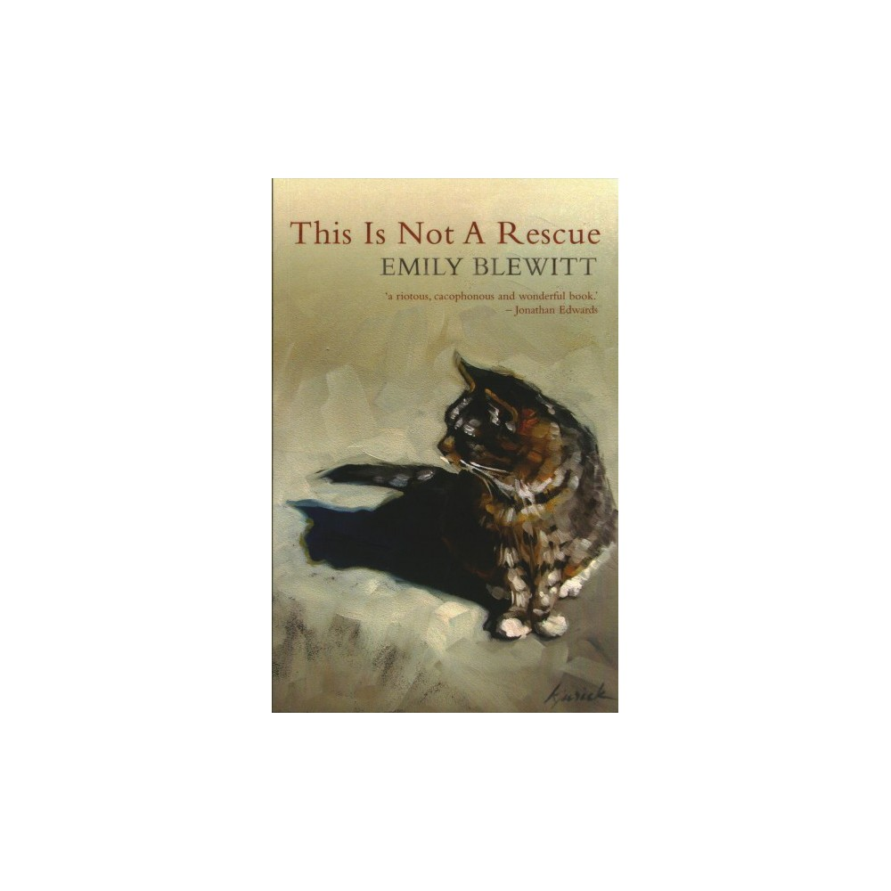 This Is Not a Rescue (Paperback) (Emily Blewitt)