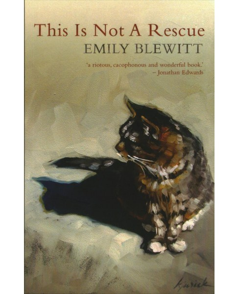 This Is Not a Rescue (Paperback) (Emily Blewitt) - image 1 of 1