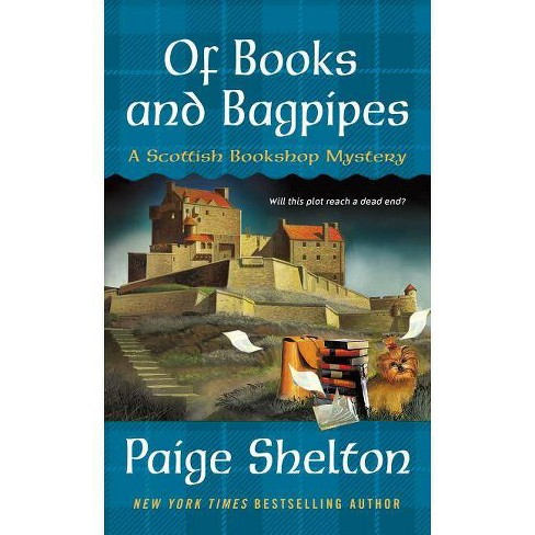 Of Books and Bagpipes - (Scottish Bookshop Mystery) by  Paige Shelton (Paperback) - image 1 of 1