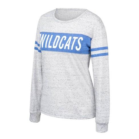 NCAA Kentucky Wildcats Women's Long Sleeve Fashion T-Shirt - image 1 of 1