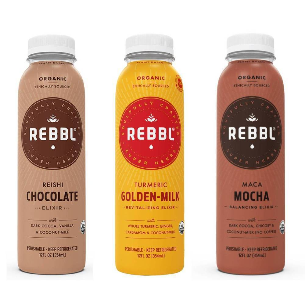 Rebbl Super Herb Elixir Boost Bundle 24ct