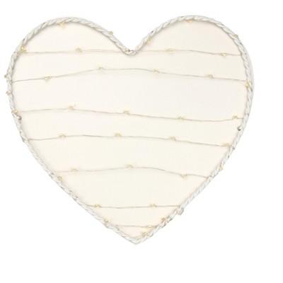 Lambs & Ivy Signature Heart LED Light Up Wall Decor/ Wall Hanging