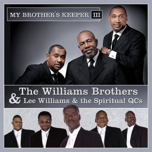 Lee Williams and Williams Brothers My Brother's Keeper III - image 1 of 1