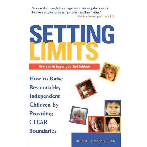 Setting Limits, Revised & Expanded 2nd Edition - 2 Edition by  Robert J MacKenzie (Paperback) - image 1 of 1