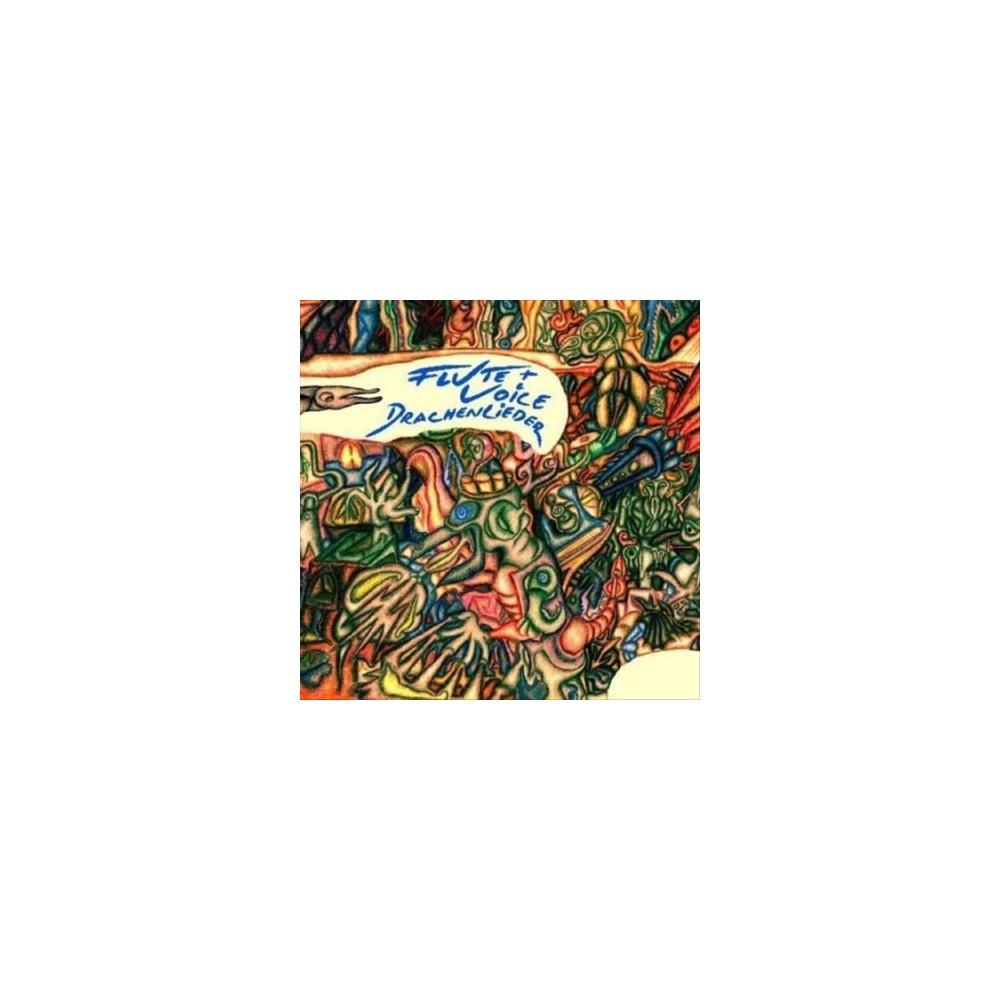 Flute & Voice - Drachenlieder (Vinyl)