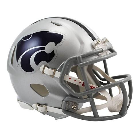 NCAA Kansas State Wildcats Riddell Speed Mini - image 1 of 1