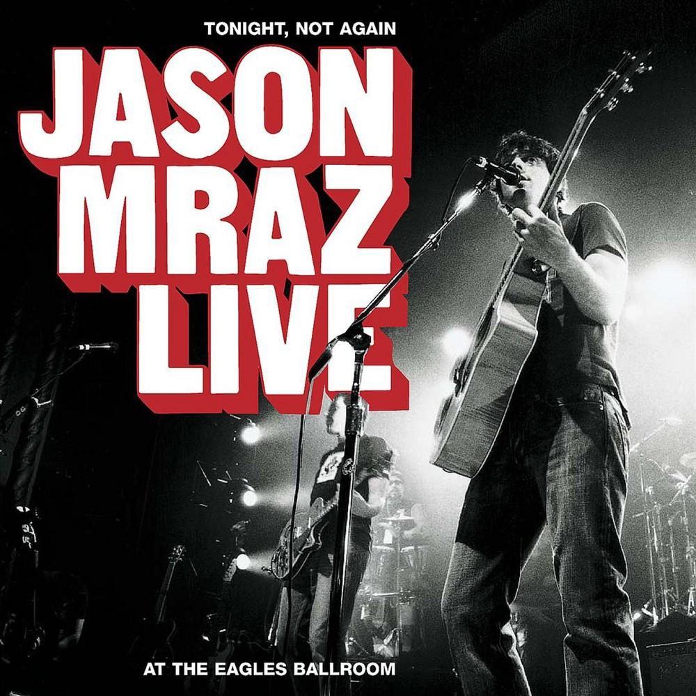 Jason Mraz - Tonight Not Again Jason Mraz Live At (CD)